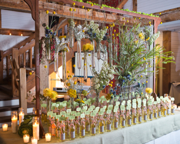 wedding display Amazing Wedding Favors